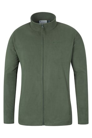 Camber Mens Full Zip Fleece