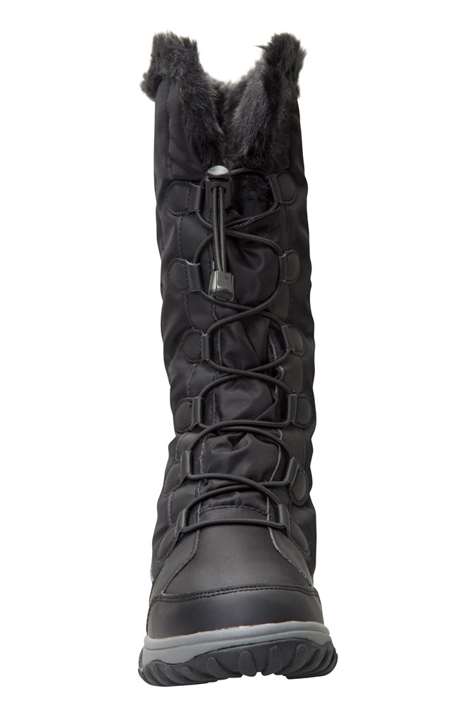 Snowbank Womens Long Snow Boots | Mountain Warehouse US