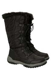 Snowbank Womens Long Snow Boots