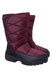 Ice Womens Snow Boots
