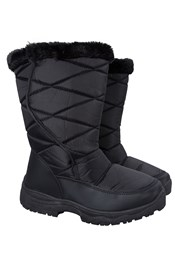 Ice Womens Snow Boots with Fur
