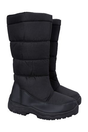 Icey Womens Long Snow Boots