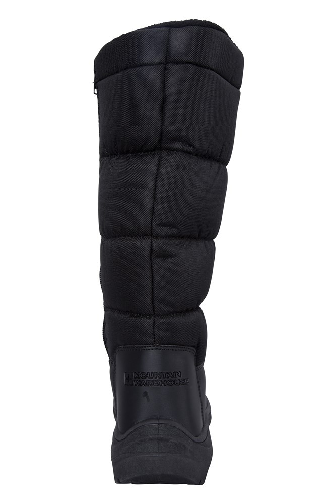 Icey Womens Long Snow Boots | Mountain Warehouse US