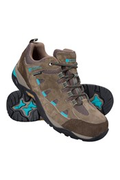 Crest Womens Waterproof IsoGrip Shoes
