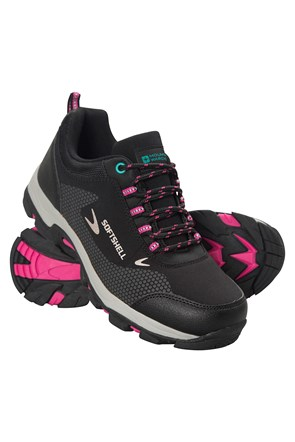 Girls Softshell Shoes