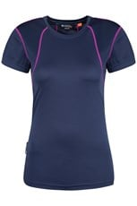 Swift Womens Short Sleeved Tee