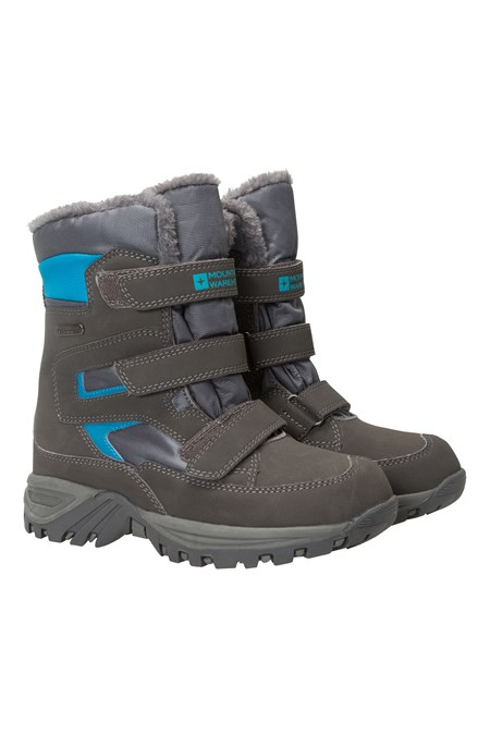 024501 CHILL KIDS WATERPROOF SNOWBOOT