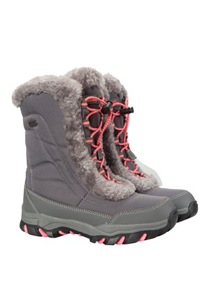 Ohio Youth Snow Boots