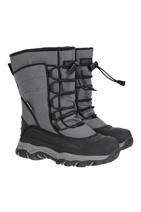 024505 PARK KIDS WATERPROOF SNOWBOOT