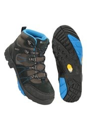 Edinburgh Vibram Youth Waterproof Walking Boots