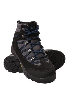 Edinburgh Vibram Youth Waterproof Boots