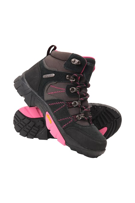 024507 EDINBURGH VIBRAM WATERPROOF KIDS BOOT