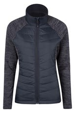 Isocool Dynamic Marble Womens Padded Jacket