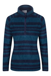 Snowdon Striped Womens Fleece