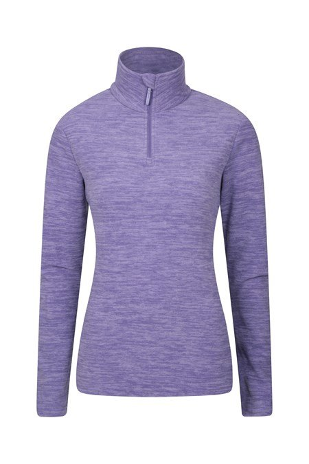024524 SNOWDON MELANGE WOMENS FLEECE