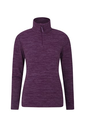 Snowdon Melange Womens Fleece