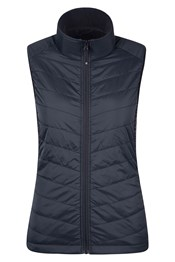 Isocool Dynamic Marble Womens Padded Gilet