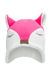 Fox Fleece Junior Hat