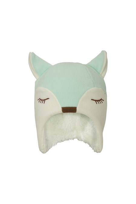 024528 FOX FLEECE JUNIOR HAT