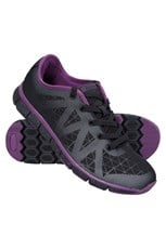 Velocity Womens Reflective Running Shoes