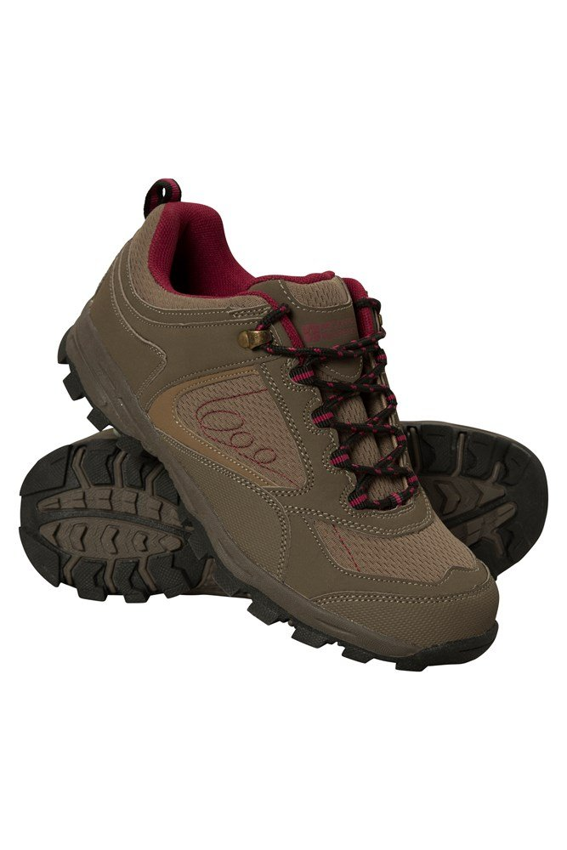 Mcleod Womens Walking Shoes - Brown