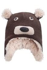 Knitted Junior Bear Hat