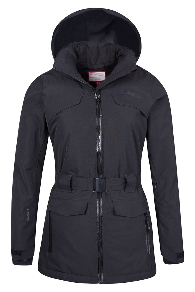 Heuz Womens Extreme Ski Jacket | Mountain Warehouse CA
