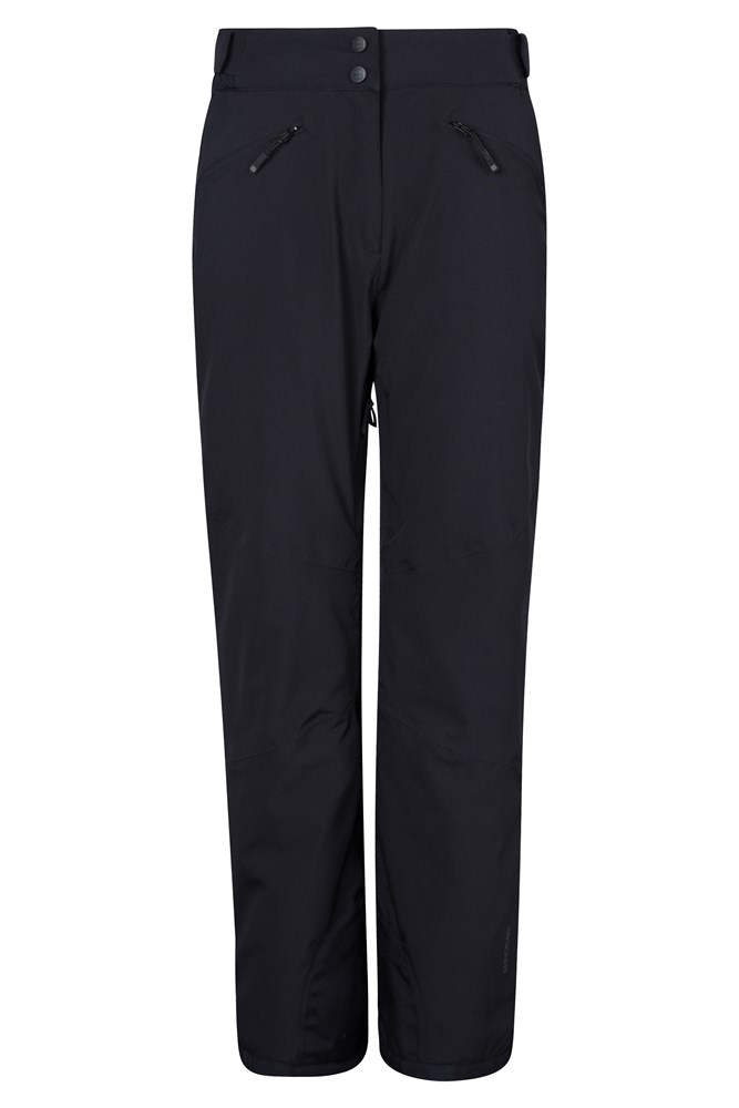 Isola Womens Extreme Ski Pant - Black