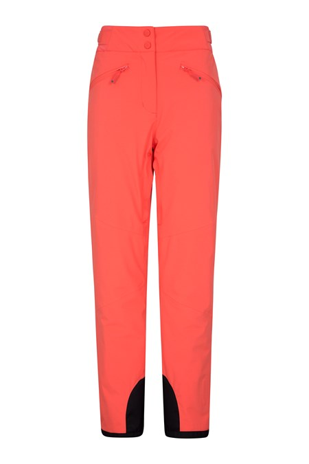 0d87a06c964 Isola Womens Extreme Ski Pant - Coral
