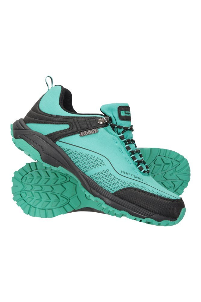 Mountain Warehouse Collie Womens Waterproof Hiking Shoes Walking Sneakers