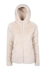 Nessy Womens Fleece Hoodie