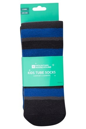 Striped Kids Ski Tubes - 2 Pack