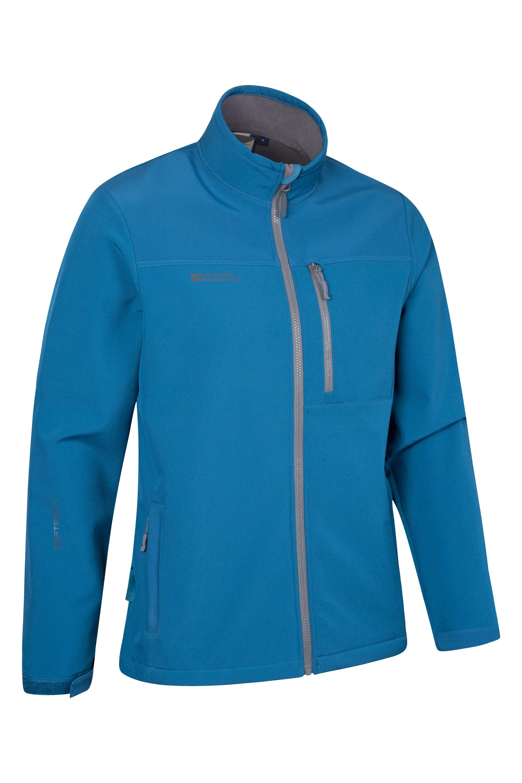 Caledonia Mens Softshell Jacket | Mountain Warehouse GB