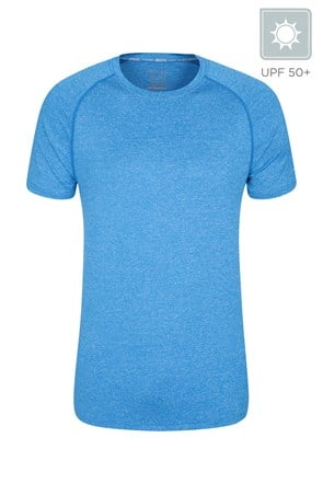 Agra IsoCool Mens Striped Tee