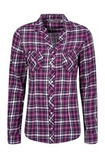 Georgie Womens Long Sleeved Shirt