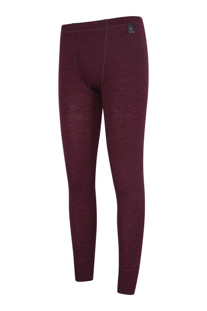 Active wear Elastic Waistband Easy care Mountain Warehouse Merino Quick wicking Breathable Lightweight