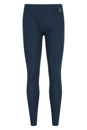 Mens Merino Pants With Fly