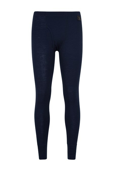 024568 MERINO BASELAYER PANT WITH FLY