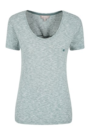 Thurlestone Striped Womens T-Shirt