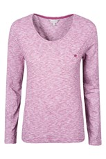 Thurlestone Womens Striped Long Sleeved Top