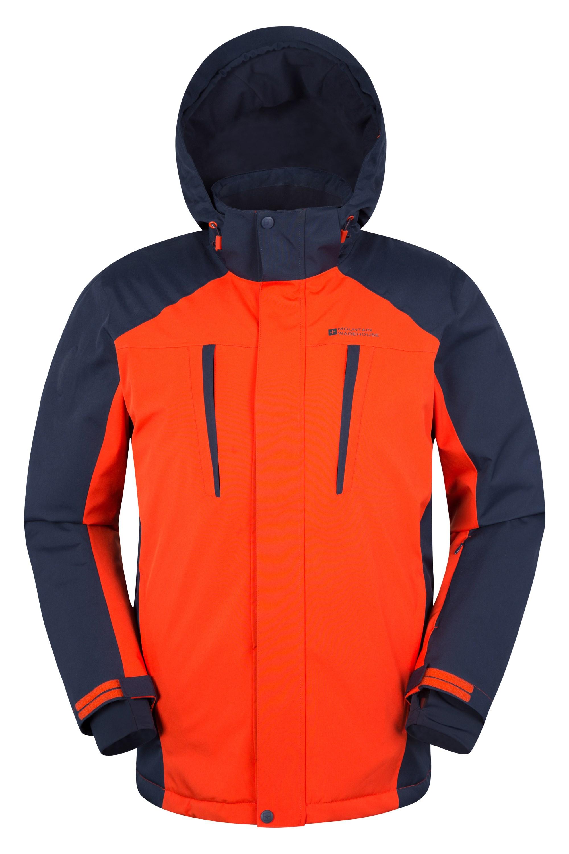 Mens Ski Jackets | Ski Coats for Men | Mountain Warehouse US