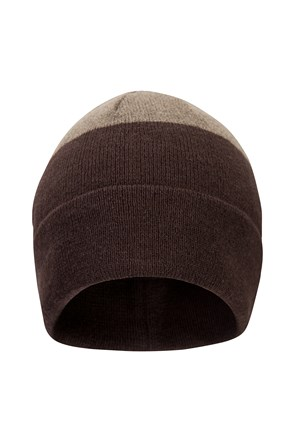 Slope Mens Knitted Beanie