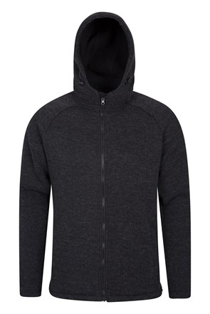 Northern Textured Mens Fleece