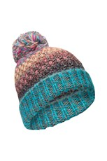 Multi-Colour Womens Beanie