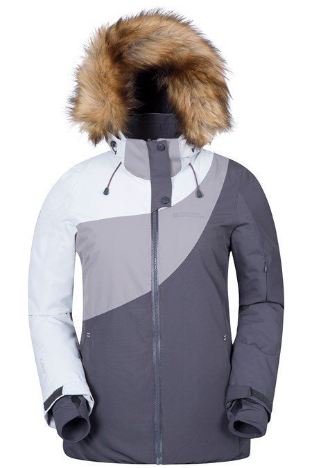 Lelex Womens Ski Jacket | Mountain Warehouse US
