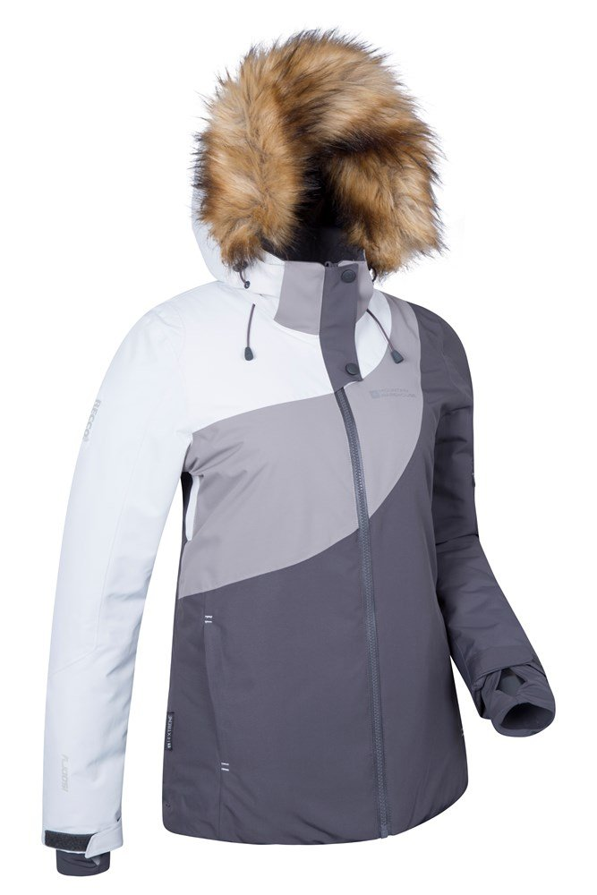 la s jackets outdoor jackets mountain warehouse gb #2: dgr lelex womens ski jacket aw16 2
