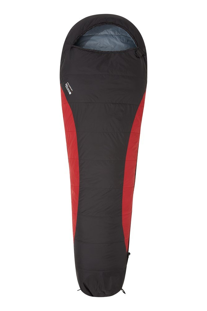 Extreme Lightweight Down Sleeping Bag - Red