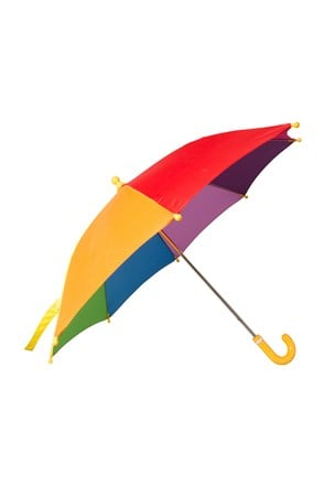 Kids Rainbow Umbrella