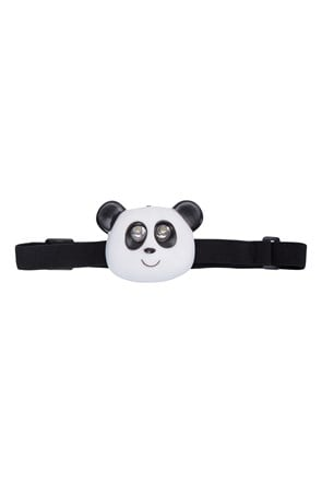 Character Head Torch - Panda