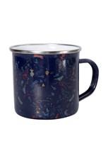 Birdy Enamel Mug
